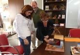 Visita de Ana Belén Castejón al IES Politécnico - Se amplía imagen